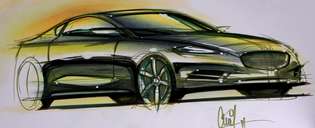 how to draw sketch sketchdrive online course car automotive design creative feedback